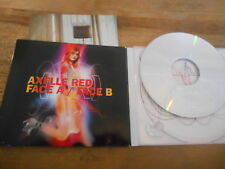 CD Pop Axelle Red - Face A / Face B (12 Song) EMI VIRGIN REC / digi
