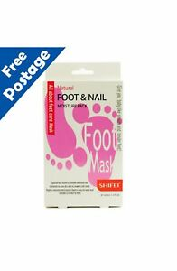 Foot Mask Socks Foot & Nail Moisture Masks Smooth Soft Feet Skin Repair