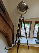 More details for theatre spot light floor lamp