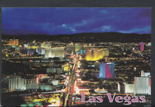 America Postcard - Nevada - Las Vegas - Gaming Capital of The World  RR3737