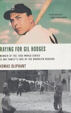 Praying for Gil Hodges: A Memoir of the 1955 World Series and One Family's Love