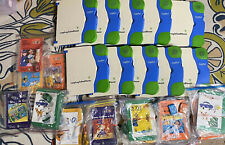 LeapFrog School House Leap Pad Lot 10 W/ Books and cartridges