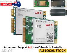 AU Version Unlocked Quectel EP06-E EC25-AU Mini PCIe 4G Module & USB Adapter IoT
