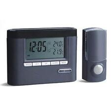 A7A portable sans fil sonnette carillon sans fil thermomètre numérique & réveil