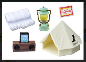 R062 Let's go! Weekend Camp! Tent Oil Lamp Music player Bedding Rement #8 2020