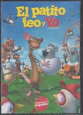DVD - El Patito Feo Y Yo NEW The Ugly Duckling And Me FAST SHIPPING !