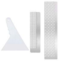 3x Creative Diamond Painting Lineal Kits DIY Fix Reparaturwerkzeug Ausrichten