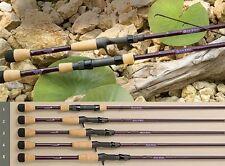 "St. Croix Mojo Bass Spinning Rod 6'10"", Med-Lt/X-Fast (MJS610MLXF)"