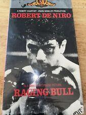 Raging Bull (VHS, 1988, Contemporary Classics) Robert DeNiro Martin Scorsese