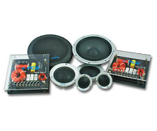 "PCA 6.5"" Sound Quality 3-Way Component Speakers System"
