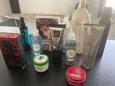 Lot 12 soin shampooing revlon schwarzkopf l'oreal urban keratin senscience dfi