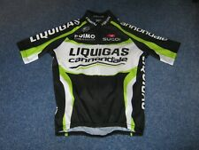 Liquigas - Cannondale (40th Anniversary issue) ::Sugoi cycling jersey [S] BNW/OT