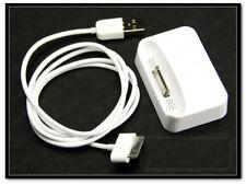 iPhone 4 Dockingstation Dock + USB Ladekabel Datenkabel
