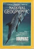 NATIONAL GEOGRAPHIC.Dolphins.Vol.182.No.3.September.1992