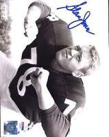 Stan Jones Bears Hof Signed Psa/dna  8x10 Photo Autograph Authentic