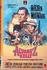 Alvarez Kelly (1966) VHS Columbia 1a Ed.  William Holden Richard Widmark