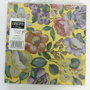 FLAT WRAPPING PAPER CHOICE OF PATTERNS WEDDING BIRTHDAY BABY EVERYDAY & MORE