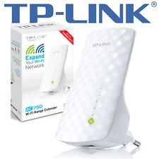 TP-LINK RE200 - WiFi Range Extender / WLAN Repeater  - 802.11b/g/n/ac - Dualband