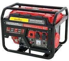 Stromaggregat 2800W Benzin 230V Stromerzeuger Handstarter EC2800CJ,02423 , 12345