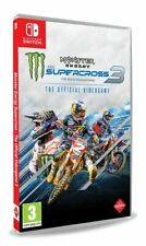 Monster Energy Supercross Official Videogame 3 SWITCH