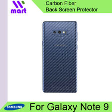 Back Carbon Fibre Screen Protector Film For Samsung Galaxy Note 9