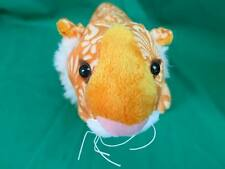 TROPICAL PRINT ORANGE WEBKINZ MAJESTIC TIGER PLUSH ONLY NO CODE STUFFED ANIMAL