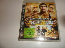 PlayStation 3   WWE - Legends of Wrestlemania