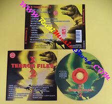 CD SOUNDTRACK X Terror Files 2 CD 300446/2 ITALY 1997 no lp mc dvd vhs(OST4*)