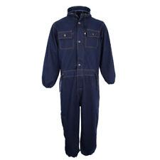 Slanting Pocket Jeans Working Protective Gear Uniform Suit Welder Jackets
