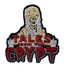 """5"""" Large Tales From The Crypt Crypt Keeper Embroidered Horror Patch Halloween"""
