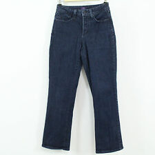 NYDJ Not Your Daughter's Jeans Lift Tuck Boot Cut Denim Jeans Size 6 Made In USA
