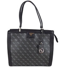 Guess Sg653523 Borsa a Spalla Donna ecopelle Black tu