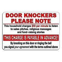 "Vintage Wood Door Knob Hanger-PLEASE DO NOT DISTURB  8/"" L x 3-1//4/"" W x 1//8/'T NOS"