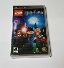LEGO Harry Potter: Years 1-4 (Sony PSP, 2010)