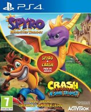 Juego Activision PlayStation 4 Crash Bandicoot N-sane Trilogy Spyro Reig...
