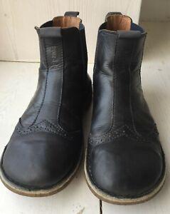 Bisgaard Chelsea Boots unisex, Gr. 37, Dunkelblau, gebraucht, guter Zustand