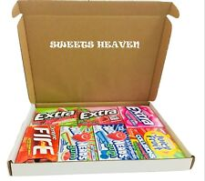 Sweets Heaven Branded American Gum Selection Wrigleys/Airhead/Dentyne Gift Box