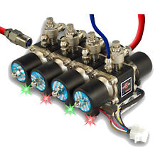 "Air Ride Suspension Manifold Valve 3/8""npt Fast Air Bag Control fbss 250psi Maxx"