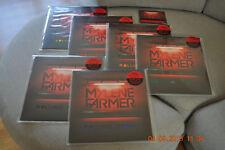 "Mylene Farmer""Rolling Stones"" Lot 6 Maxi Vinyles couleurs+maxi Cd neufs scellés"
