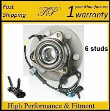 FRONT Wheel Hub Bearing Assembly for GMC Savana 2500 (4WD 4X4) 2003 - 2005