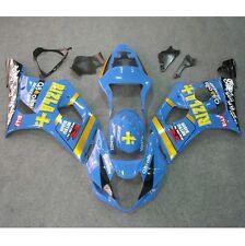 RIZLA ABS Plastic Bodywork Fairing For SUZUKI GSXR1000 GSXR 1000 03 04 K3 10A