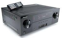 Pioneer VSX-1021-K 7.1-Ch 3D Home Theatre AV Receiver HDMI ipad/control 1080p B2