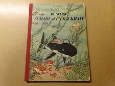 STRIP / KUIFJE 11: DE SCHAT VAN SCHARLAKEN RACKHAM | 1947