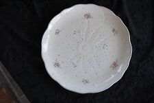 Mikasa Spring Melodies Salad Plate, Song of Love Pattern, Discontinued
