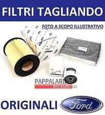 KIT TAGLIANDO FILTRI + OLIO FORD FOCUS 2 1.6 TI GPL GAS 85KW 115CV DAL 2004-2012