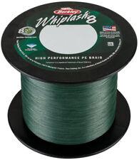 ( 0,10€/m ) Berkley Whiplash 8 tres colores cada 25m Cuerda Tejida 0,06mm -0 ,