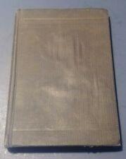 1918 Book Practical Mathematics Algebra b Claude Palmer Second Edition
