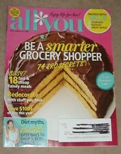 All You Magazine-Issue 2-18 Fast & Cheap Family Meals February 21, 2014