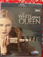 The White Queen Mini Series Blu-Ray Discs 1-3