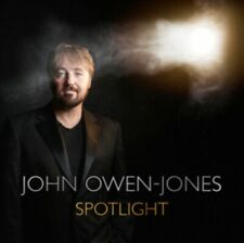 John Owen-jones - Spotlight NEW CD
